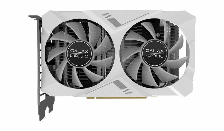 Длина видеокарты Galax GeForce RTX 2070 составляет всего 175 мм