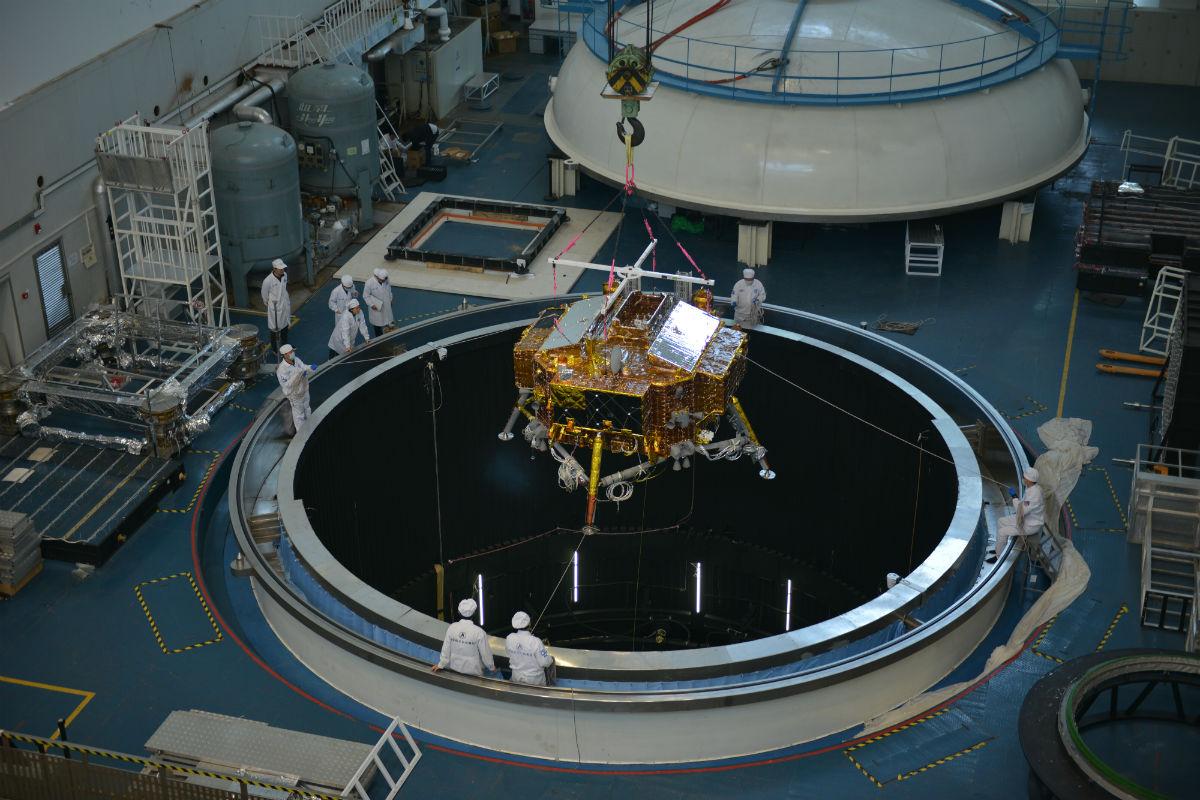 Интересные факты об истории Китайской лунной программы и космической миссии «Чанъэ-4» - 13