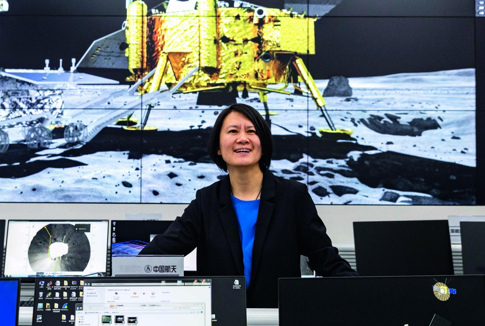 Интересные факты об истории Китайской лунной программы и космической миссии «Чанъэ-4» - 15
