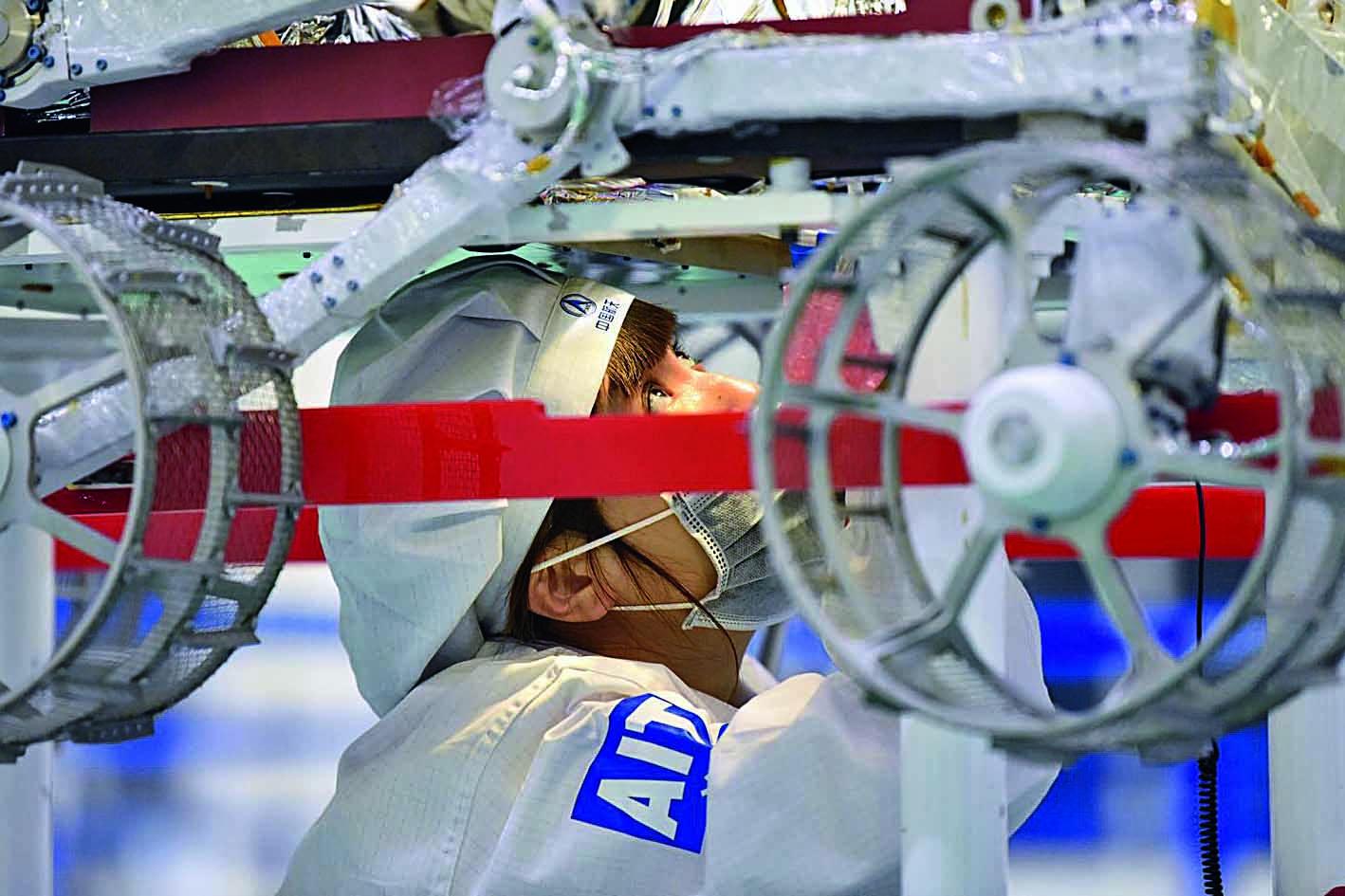Интересные факты об истории Китайской лунной программы и космической миссии «Чанъэ-4» - 18