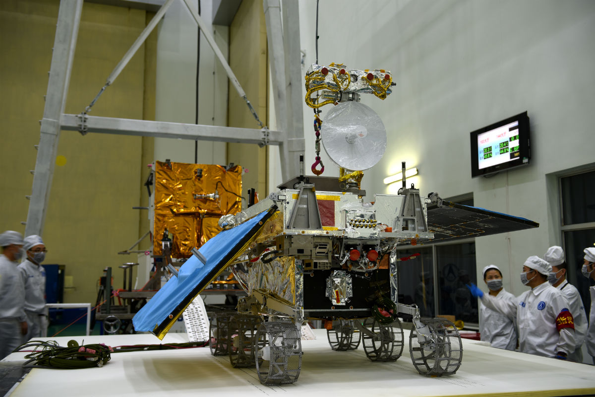 Интересные факты об истории Китайской лунной программы и космической миссии «Чанъэ-4» - 19