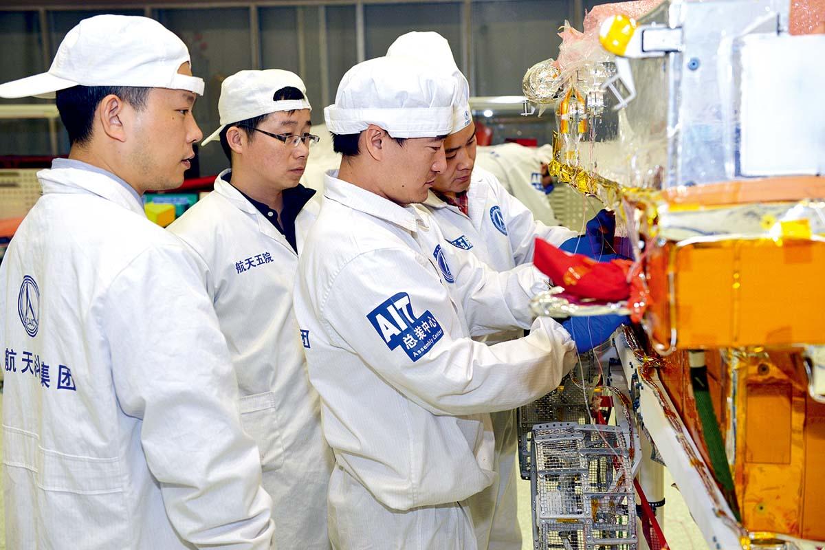 Интересные факты об истории Китайской лунной программы и космической миссии «Чанъэ-4» - 20