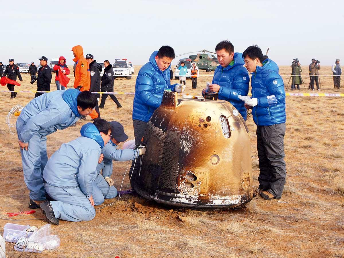 Интересные факты об истории Китайской лунной программы и космической миссии «Чанъэ-4» - 3