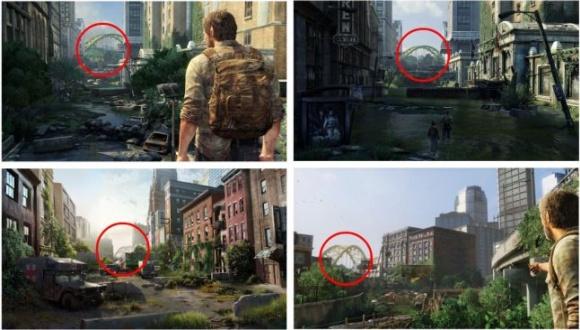 Как работает Level Flow в Uncharted 4 и The Last Of Us - 5