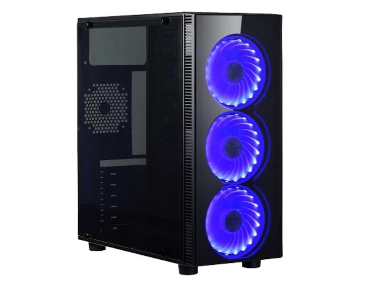Корпус X2 Vision 7015 выполнен в минималистском стиле