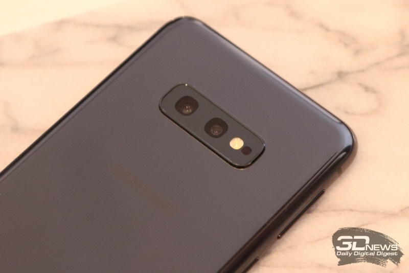 Новая статья: Первые впечатления от Samsung Galaxy S10, S10+ и S10e: троецарствие
