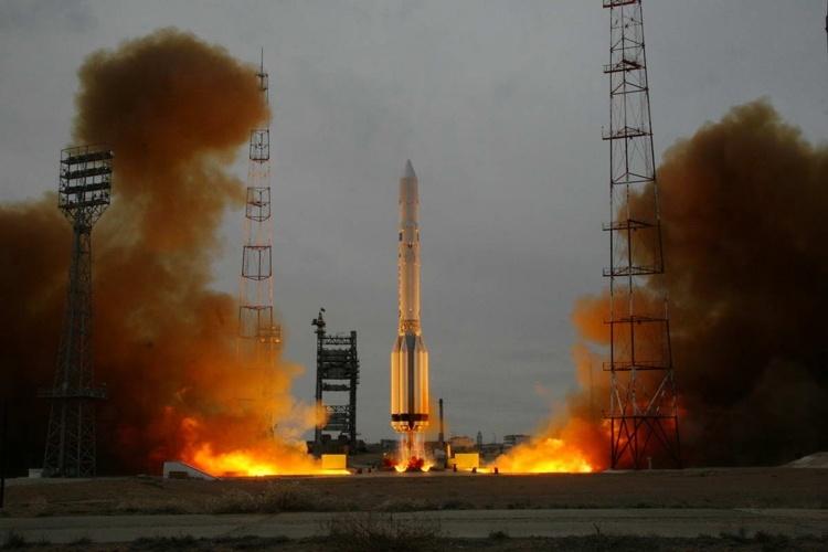 Стартовый комплекс для ракеты «Протон» на Байконуре прекратит работу в 2020 году