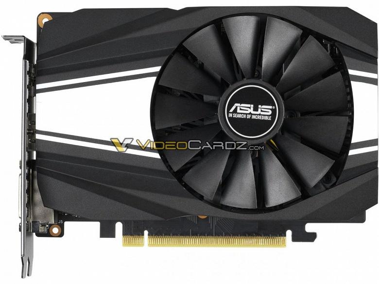 Asus предложит как очень компактную, так и гигантскую версию видеокарты GeForce GTX 1660 Ti