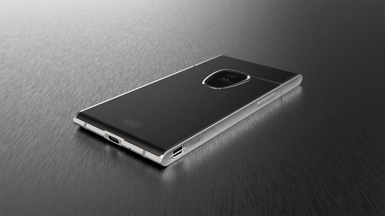 Sirin Labs планирует начать продажи первого блокчейн-смартфона Finney в России