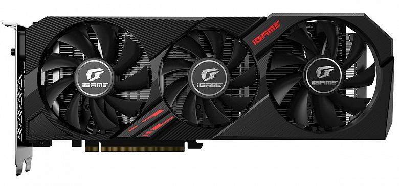 Colorful iGame GeForce GTX 1660 Ti Ultra 6G — огромная видеокарта длиной свыше 300 мм