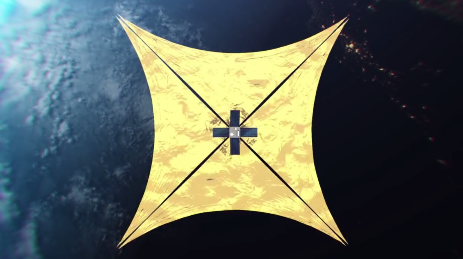 Облачно, вероятна неотключаемая реклама на звездном небе - 14