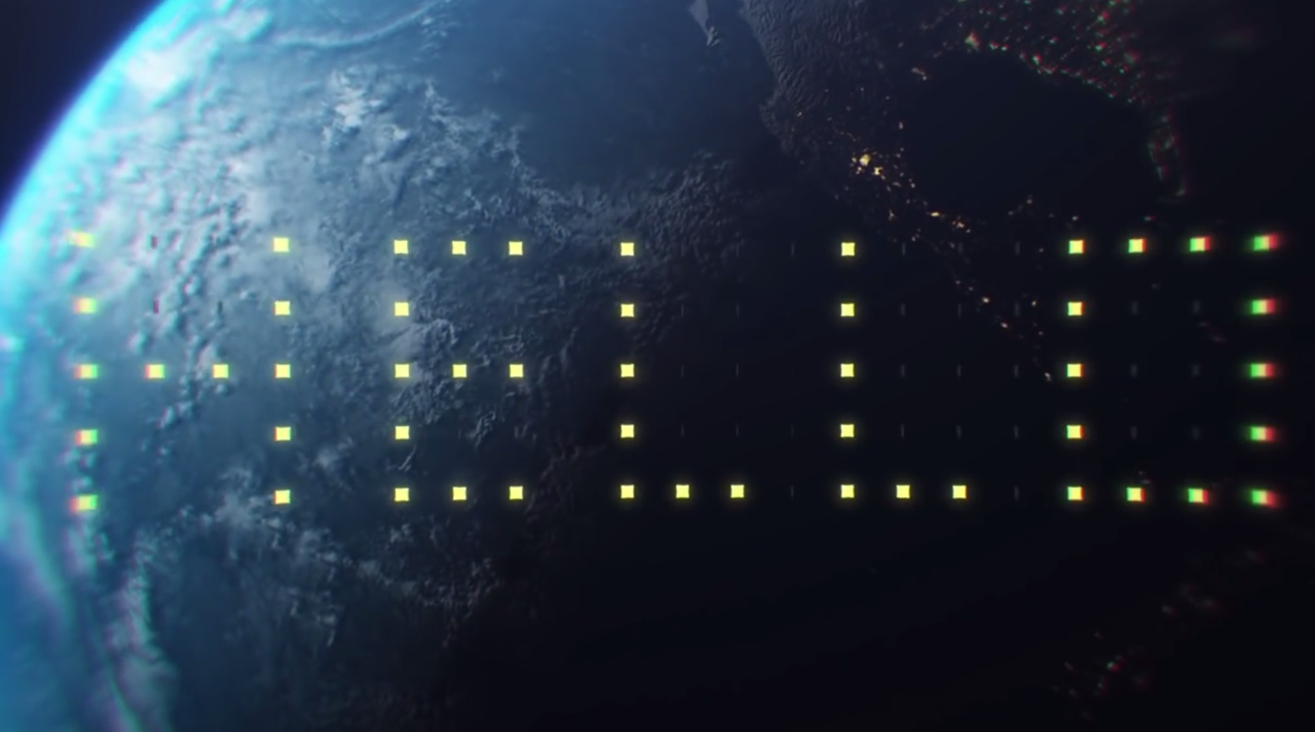 Облачно, вероятна неотключаемая реклама на звездном небе - 15