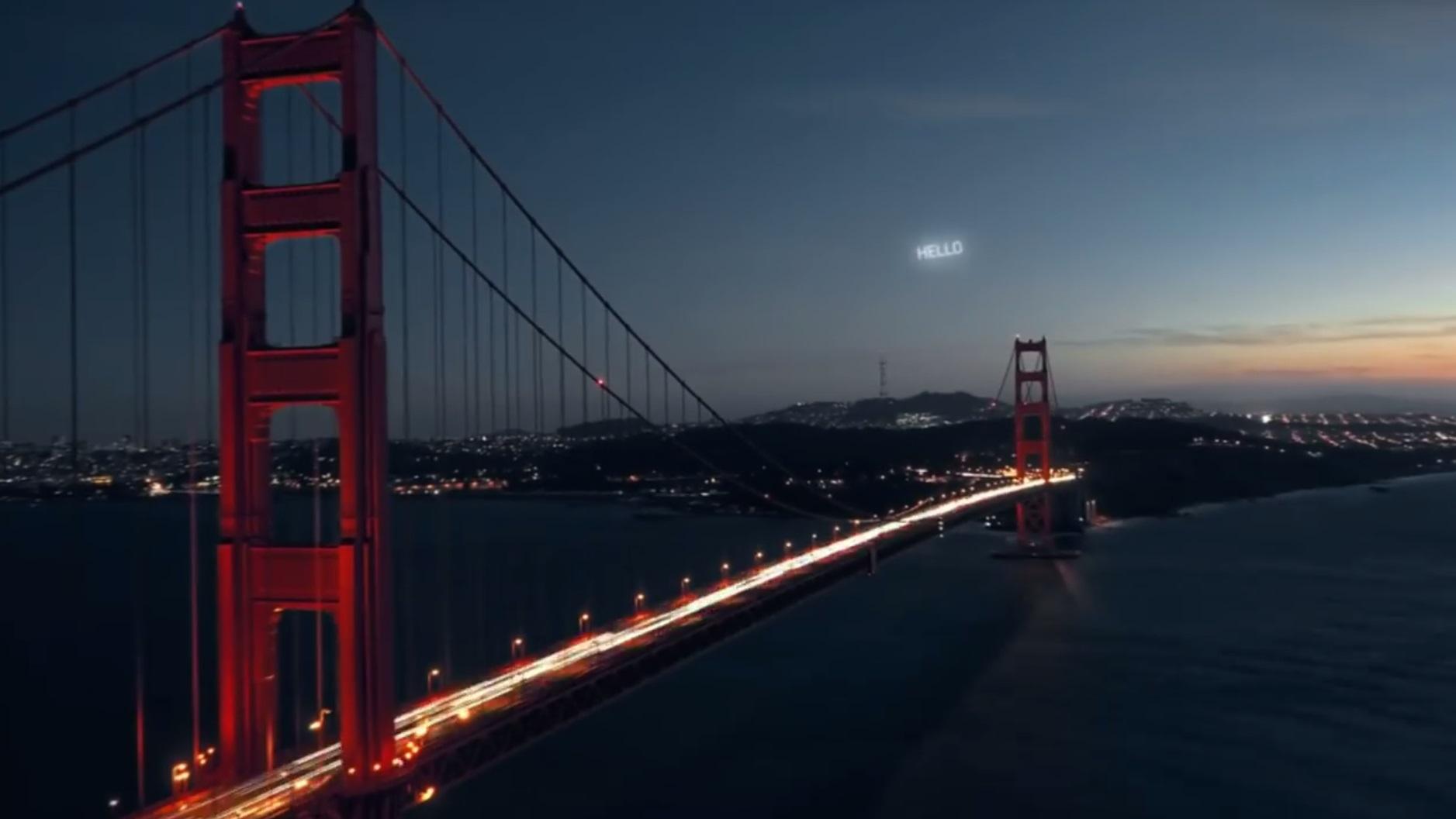 Облачно, вероятна неотключаемая реклама на звездном небе - 16