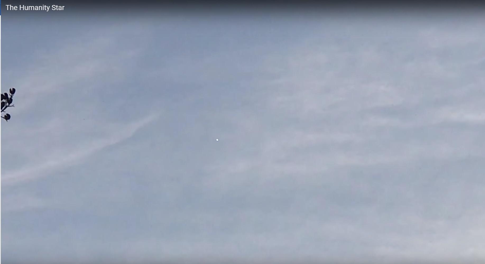 Облачно, вероятна неотключаемая реклама на звездном небе - 9