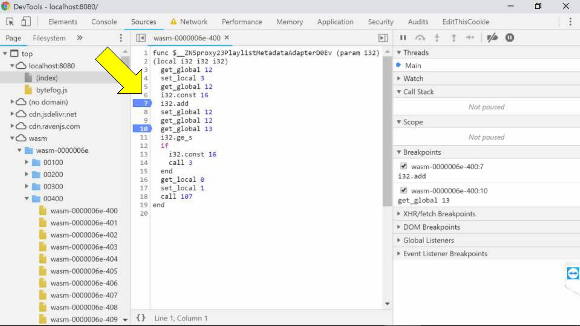 Разработка под WebAssembly: реальные грабли и примеры - 28