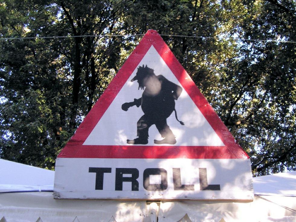 Как защититься от брендовых троллей - 1