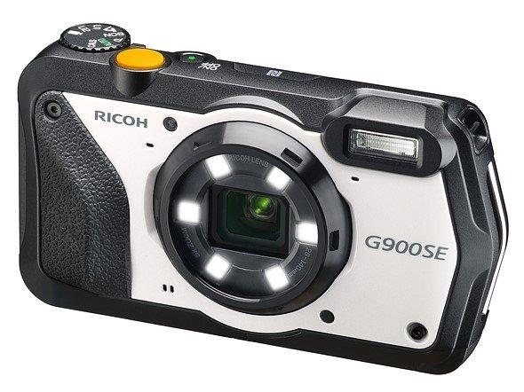 Компактная камера в защищенном исполнении Ricoh G900 стоит 800 долларов