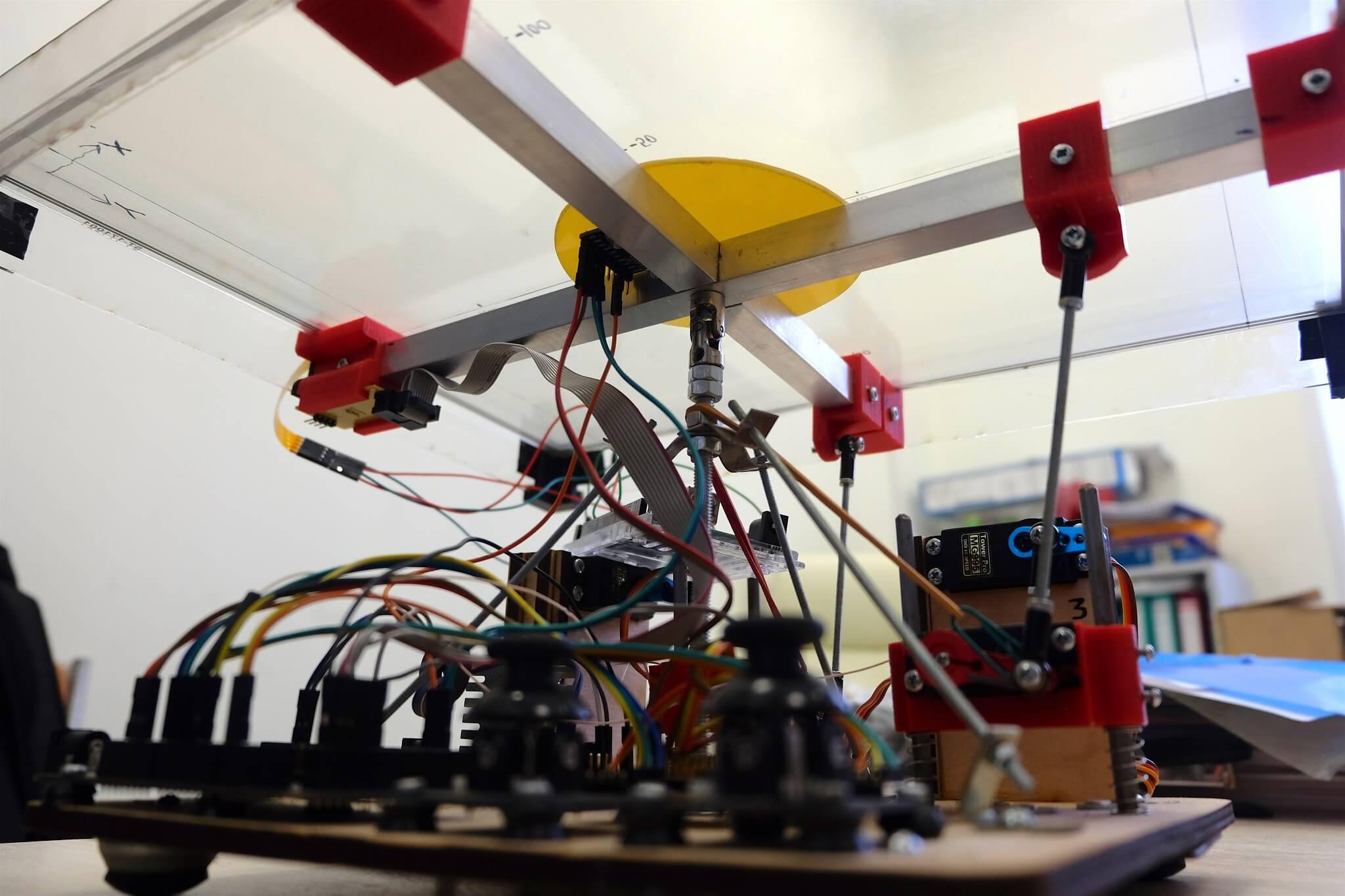 Механизированные руки и манипуляторы — рассказываем, чем занимается лаборатория робототехники Университета ИТМО - 2