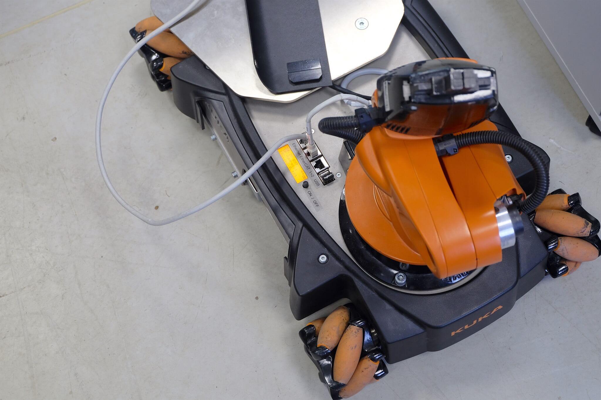 Механизированные руки и манипуляторы — рассказываем, чем занимается лаборатория робототехники Университета ИТМО - 5