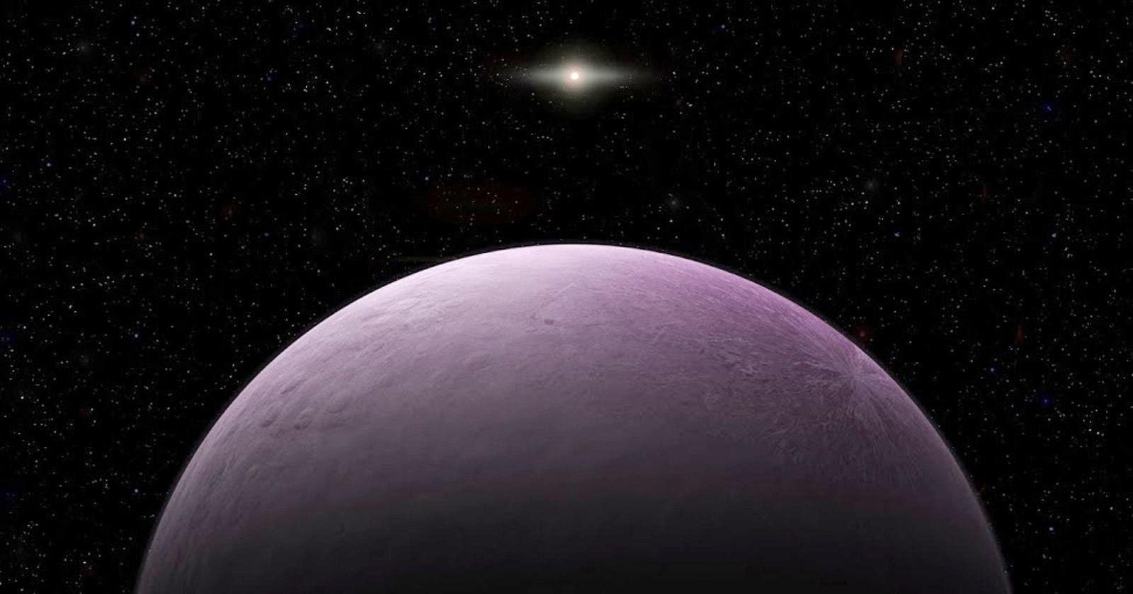 Найден новый претендент на звание самого далекого объекта Солнечной системы
