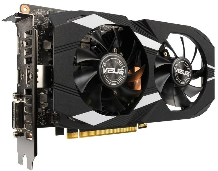Видеокарты ASUS GeForce GTX 1660 Ti на любой вкус
