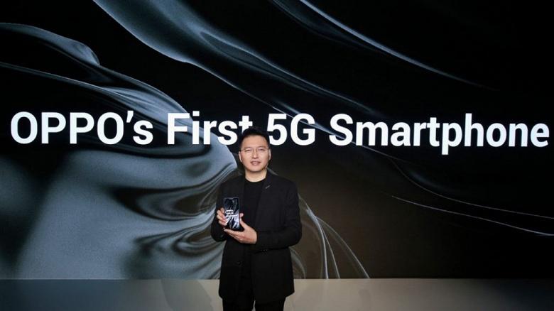 Загадочный флагман с прицелом в будущее. Oppo показала свой первый смартфон с поддержкой 5G