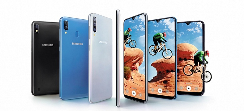 Младший смартфон Samsung новой линейки Galaxy A не получит ни двойной камеры, ни сканера отпечатков пальцев
