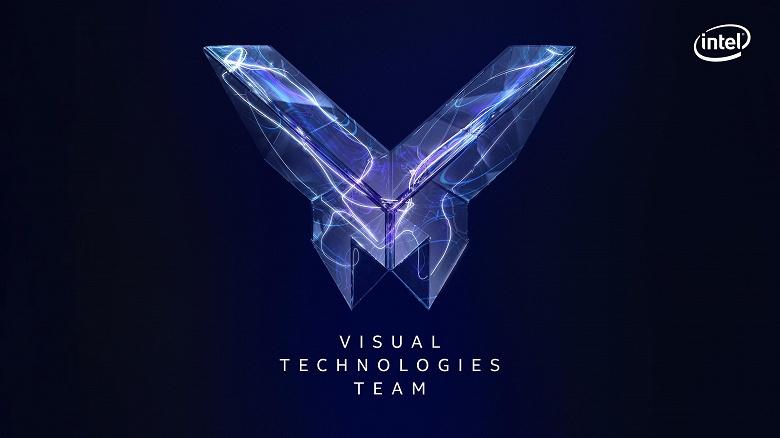 Новый логотип графического подразделения Intel Visual Technologies Team напоминает логотип AMD Vega