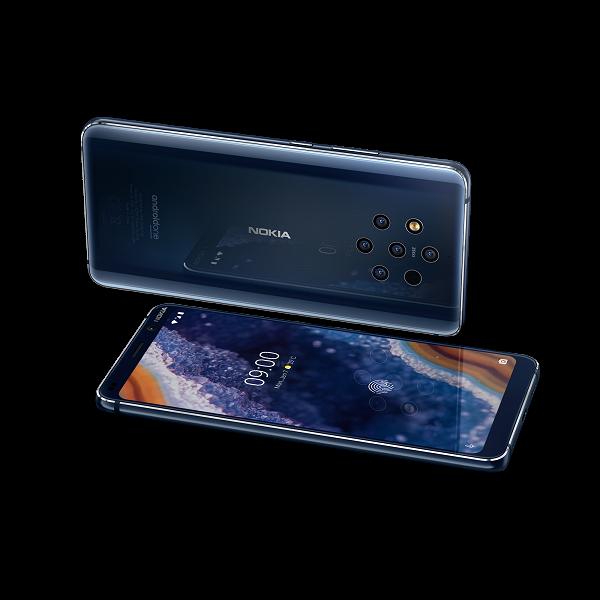 Пентакамера прибыла! Представлен флагманский смартфон Nokia 9 PureView