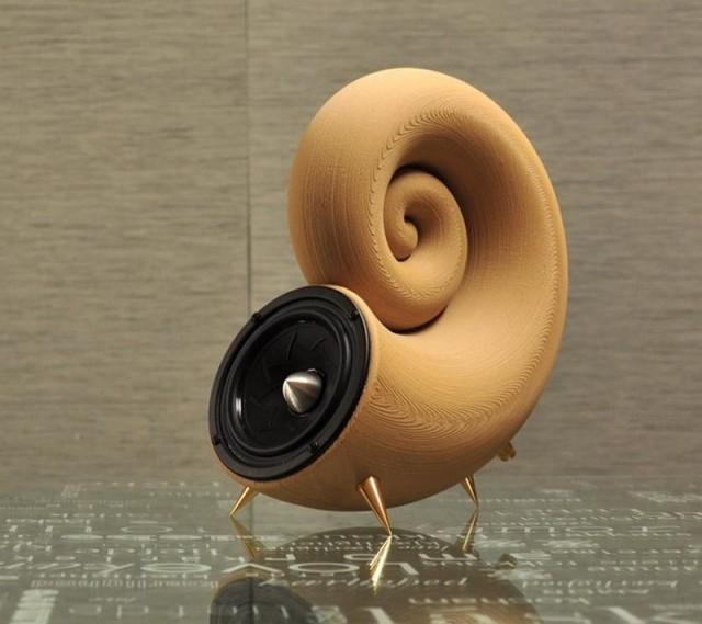 Первая серийная акустическая система из песка напечатана на 3D-принтере в Чехии - 2
