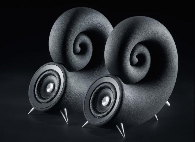 Первая серийная акустическая система из песка напечатана на 3D-принтере в Чехии - 3