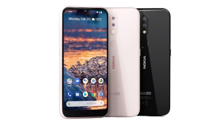 Представлены бюджетные смартфоны Nokia 3.2 и Nokia 4.2 ценой $140 и $170 соответственно