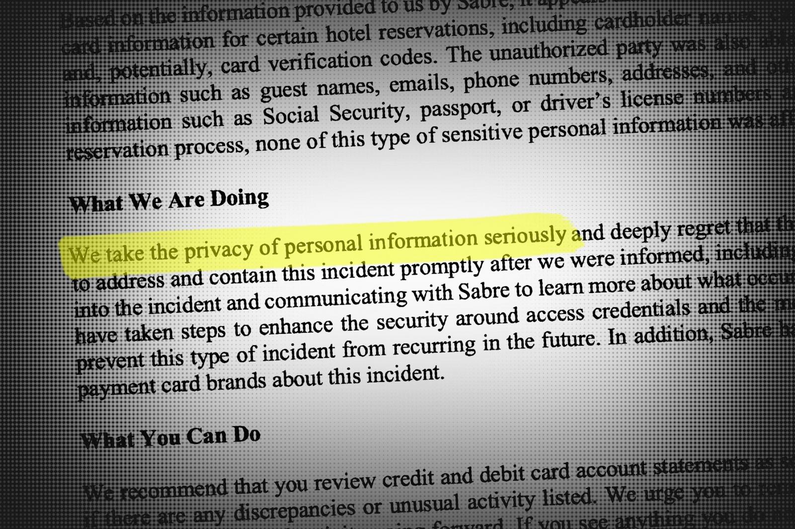Прекратите говорить о «серьёзном отношении к безопасности и приватности пользователей» - 1