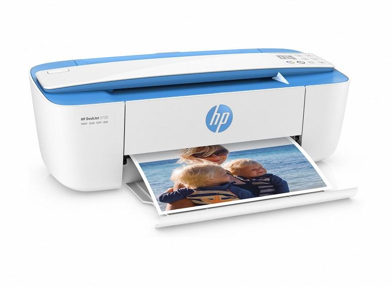 Рынок принтеров, МФУ и копиров за год сократился на 4,8%