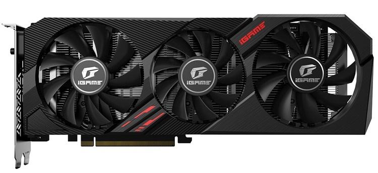 Видеокарта Colorful iGame GeForce GTX 1660 Ti Ultra оценена в 0