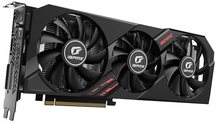 Видеокарта Colorful iGame GeForce GTX 1660 Ti Ultra оценена в $320