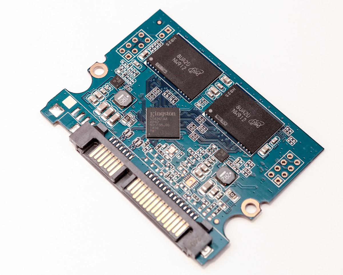 HyperX Fury 3D — SSD с понятной родословной - 10