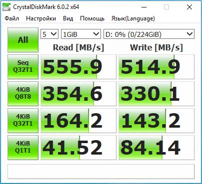 HyperX Fury 3D — SSD с понятной родословной - 13