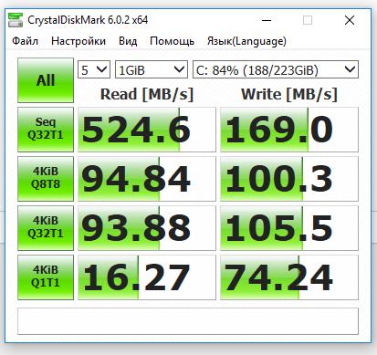 HyperX Fury 3D — SSD с понятной родословной - 14