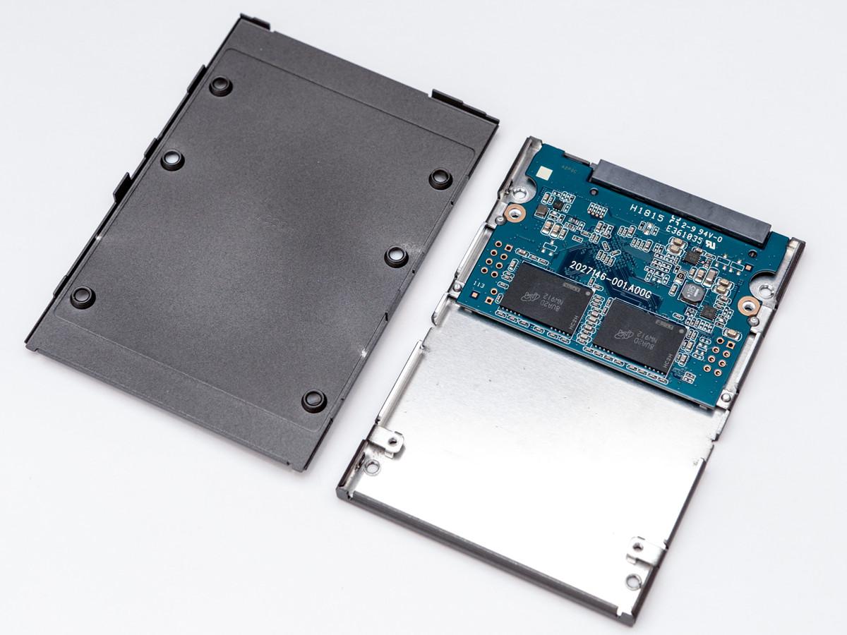 HyperX Fury 3D — SSD с понятной родословной - 8