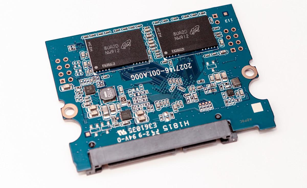 HyperX Fury 3D — SSD с понятной родословной - 9