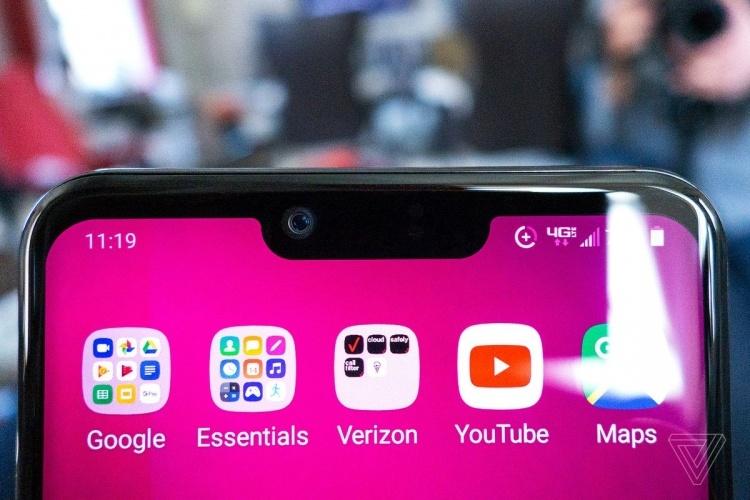 MWC 2019: смартфон LG G8 ThinQ с воспроизведением звука через OLED-экран