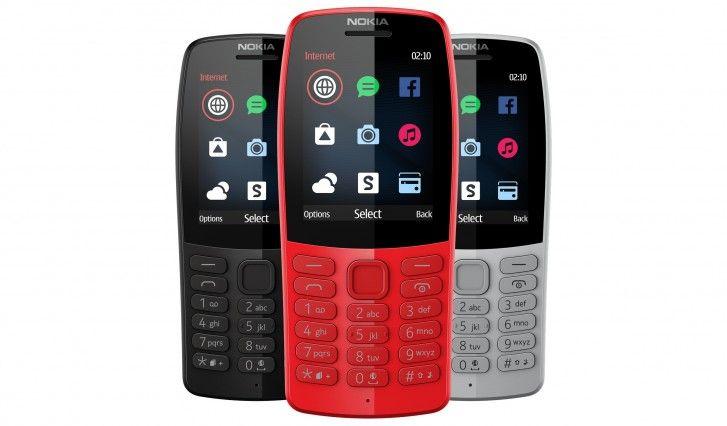 Для «старой гвардии». Представлен телефон Nokia 210 с выходом в интернет, поддержкой приложений и «Змейкой» всего за 35 долларов