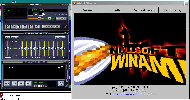 Есть ли жизнь под Windows 98, часть вторая — про софт - 15