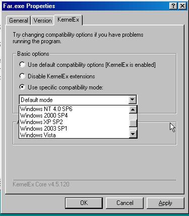 Есть ли жизнь под Windows 98, часть вторая — про софт - 3