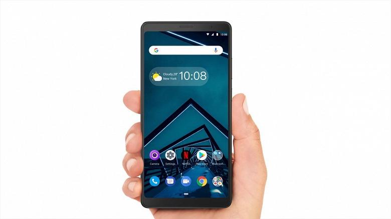 Как Xiaomi Mi Max 3, только немного дешевле. Lenovo представила планшетофон Tab V7 с экраном диагональю 6,9 дюйма