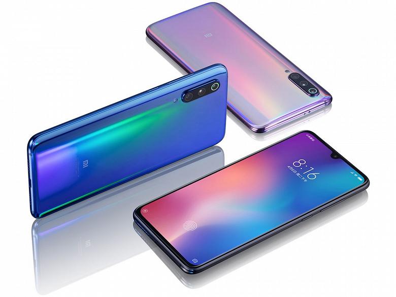 Миллион смартфонов за день. Флагман Xiaomi Mi 9 бьет рекорды