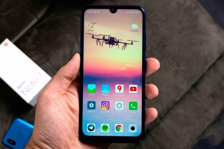 Народный флагман Redmi Note 7 Pro получил аккумулятор емкостью 4000 мА•ч