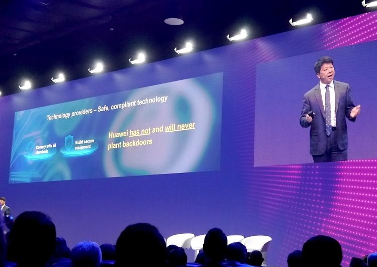 Huawei: «Обвинения США по поводу рисков наших 5G для безопасности не имеют доказательств. Никаких»