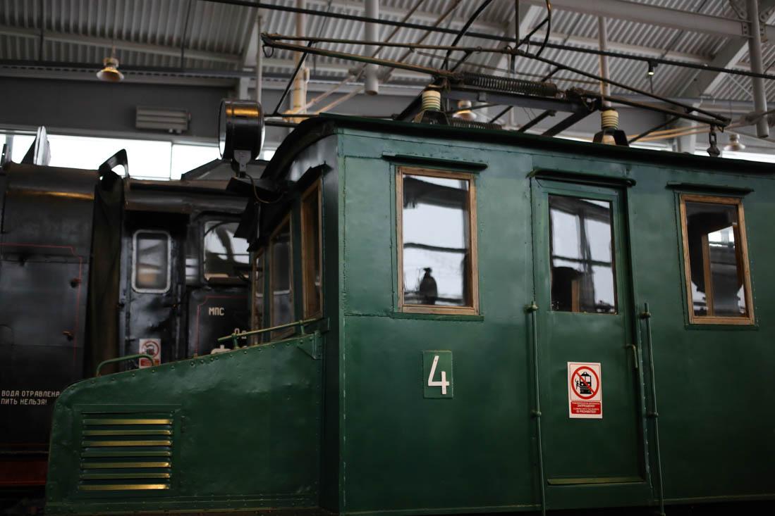 Как были устроены паровозы - 17